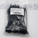 BRIDAS NEGRAS 140X3.6 MM