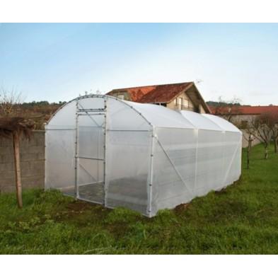 Mini Invernadero Túnel - MallasyPlásticos.com