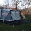 Suelo antihierbas camping