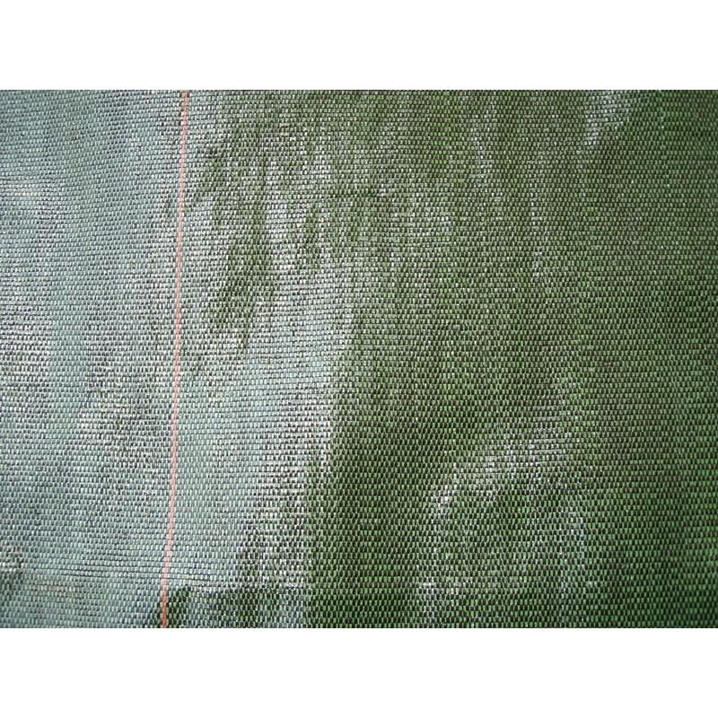 Suelo verde antihierbas para camping