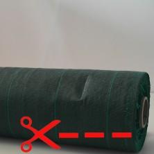 Suelo verde antihierbas para camping corte a medida