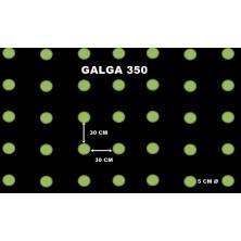 1.ACOLCHADO G- 350 PERFORADO PARA LECHUGAS 4 X 150M